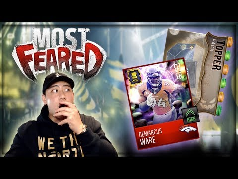 WE GET MOST FEARED BOSS WARE!! 2X MIDWAY MONSTER BUNDLE OPENING!! MADDEN MOBILE 18
