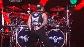 Скачать Avenged Sevenfold God Hates Us Unholy Confessions Live SWU BRAZIL