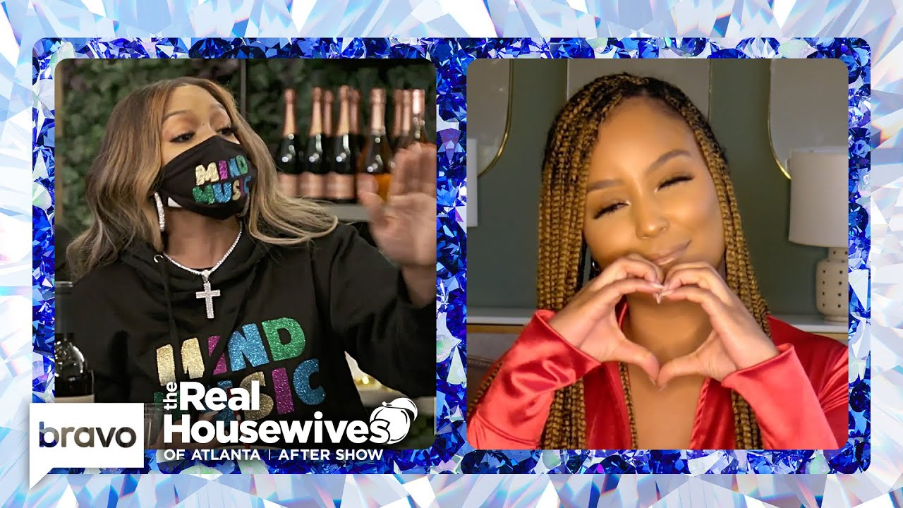 LaToya Claps Back at Drew and Sets the Record Straight | RHOA After Show (S13 E17)