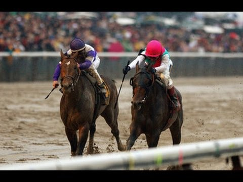 2003 Belmont Stakes : Full NBC Broadcast