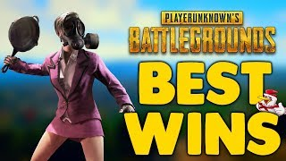 PUBG - BEST CHICKEN DINNERS EVER (Epic Wins)