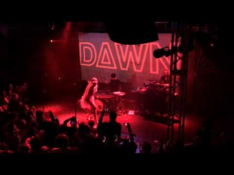 Dawn Richard - LIve at The Troubadour 12/15/2015