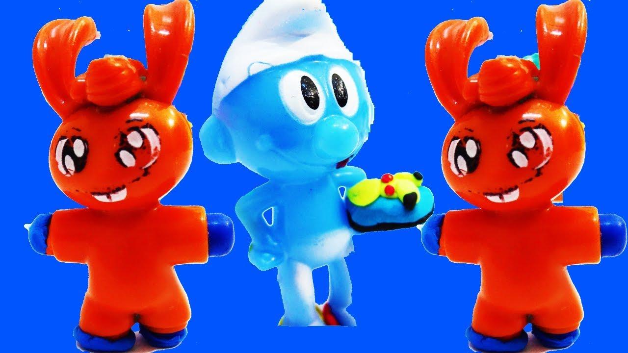 لعبة سنفور يبحث عن البوكيمون في كل حتة على التابلت اجمل ألعاب أطفال للبنات والاولاد