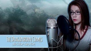 The Dragonborn Comes [VOCAL COVER] Skyrim