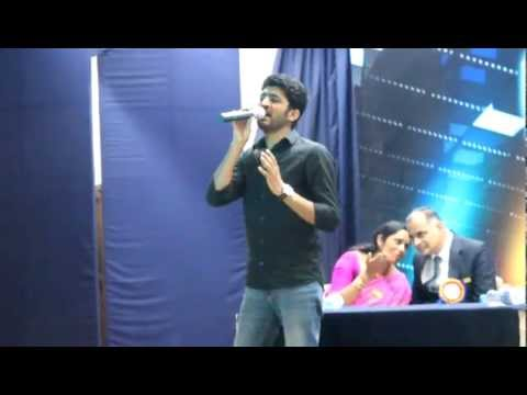 Phir Mohabbat - Mohammed Irfan live in Hyderabad.
