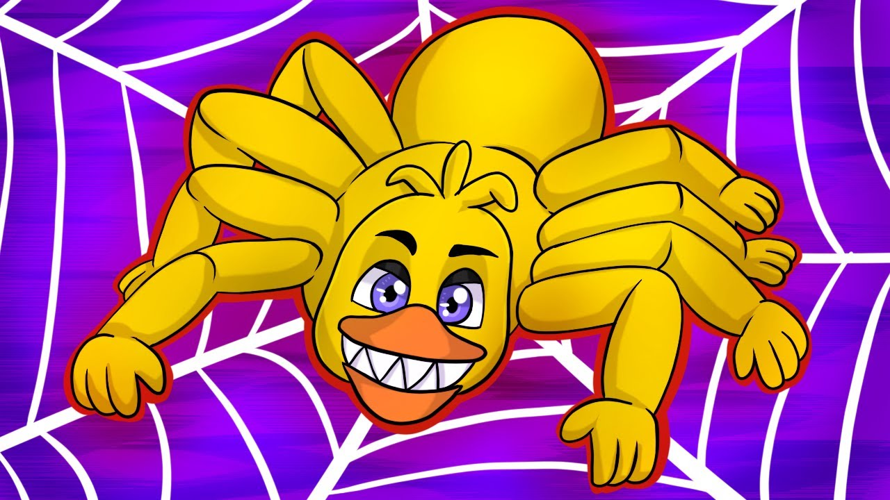 Chica Becomes The Spider! | Minecraft FNAF Roleplay