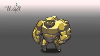 Spine Animation Reel, 2014