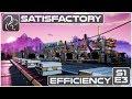 Satisfactory - Episode 3 - Efficiency