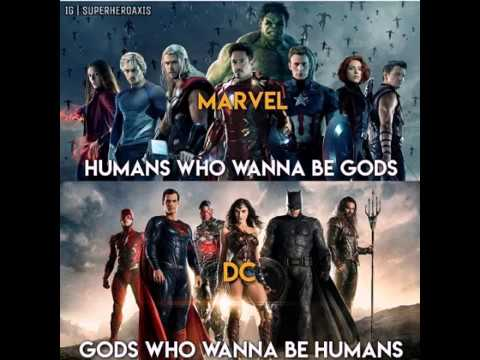 Marvel Vs Dc Funny Crossover Jokes Memes Part 1 Mr Strange
