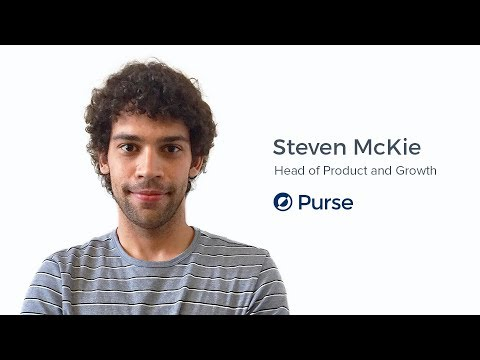 Steven McKie, Head of Growth at Purse.io on Blockchain and A