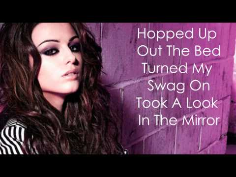 Cher Lloyd Turn My Swag On (Lyrics On Screen)