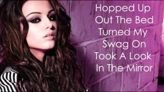 Cher Lloyd Turn Mỳ Swag On (Lyrics On Screen)