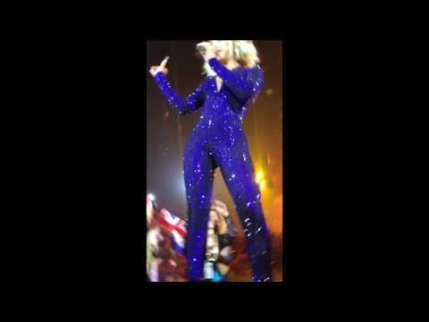 Beyonce FaceTime on my phone in Adelaide