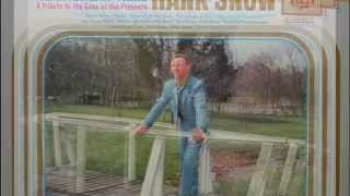 Watch Hank Snow At The Rainbows End video