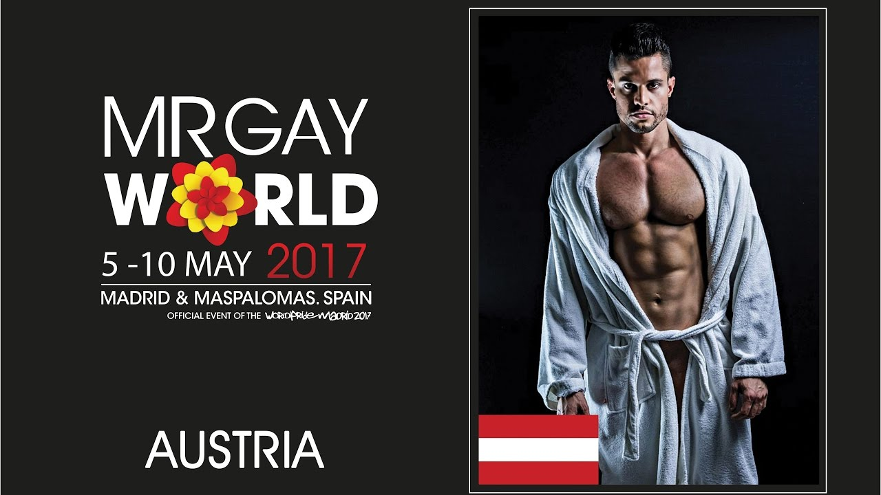 from Aaron mr gay austria