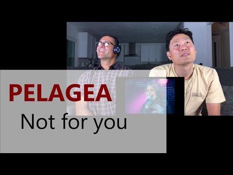 PELAGEA - Not For You  (Пелагея & Забайкалье - Не для тебя) - Reaction