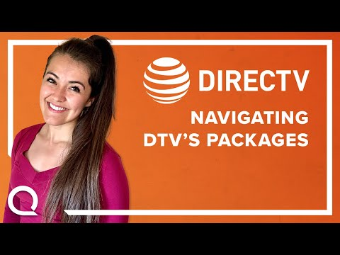 How To Navigate DIRECTV's 6 Packages
