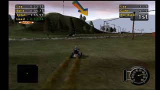 Speedrun: ATV Offroad Fury-Yardley Station (Short Race) (Fastest Lap) [WR] [42.31s]