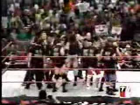 wcw ecw alliance is formed