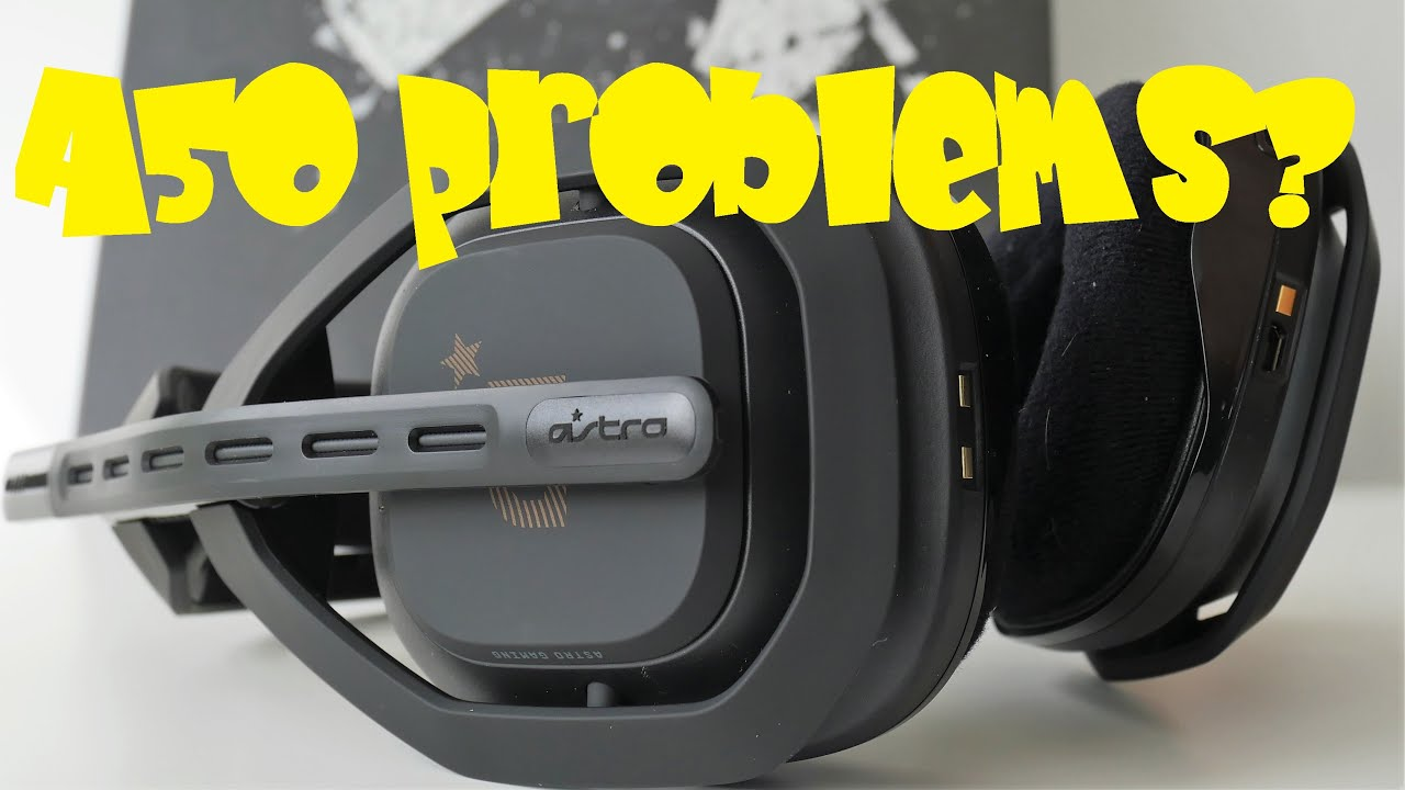 Astro A50 sound problems? Issues with audio? See the fix