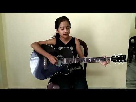 Fidha vachinde song guitar version