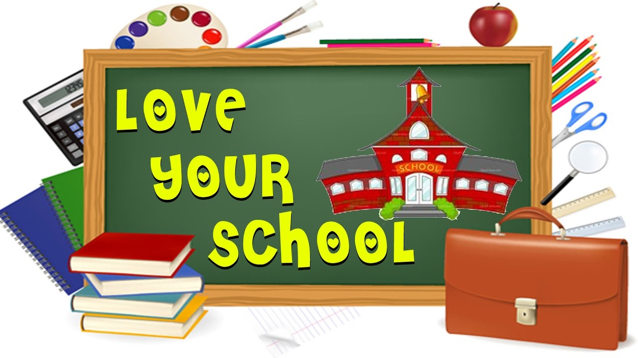 Love Your School - Animated Short Stories For Kids In ...