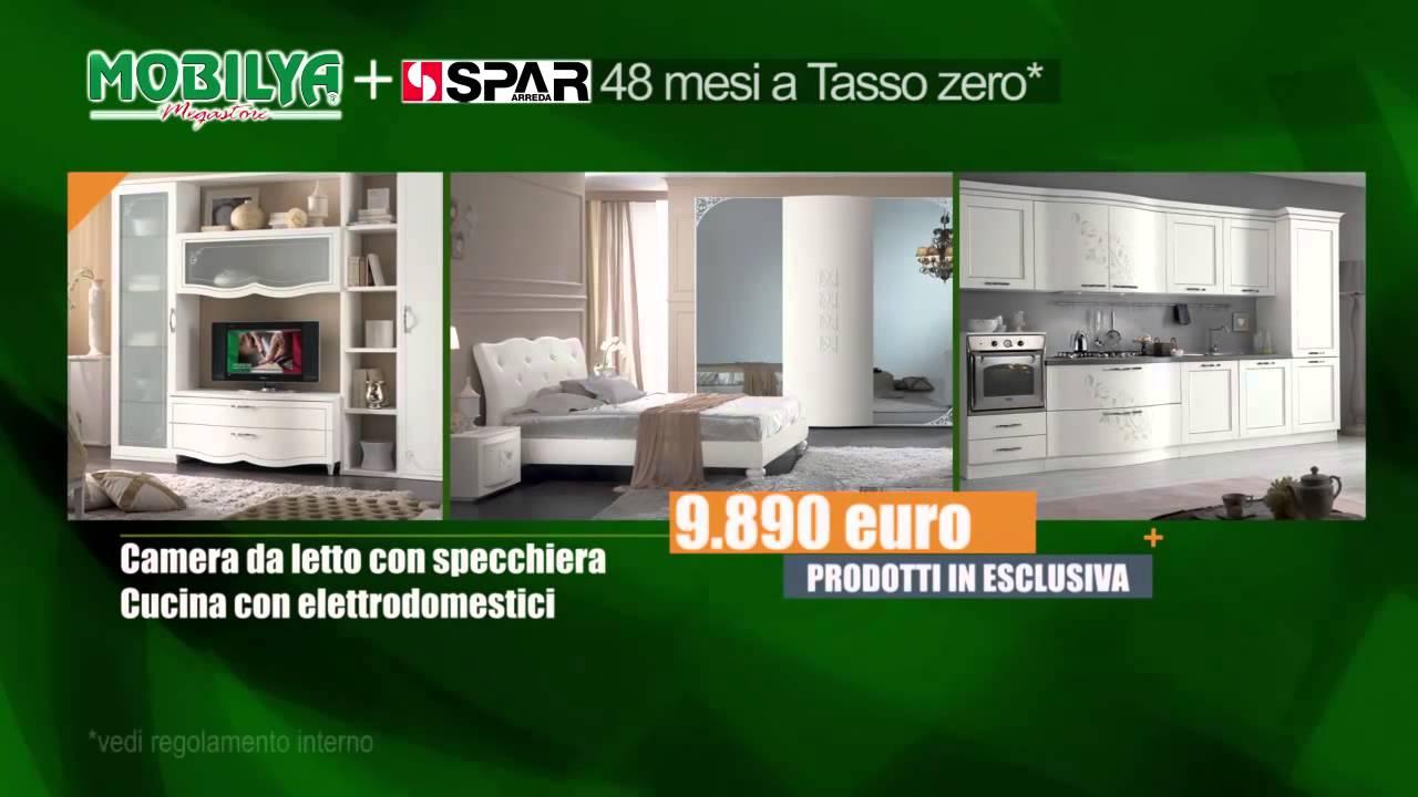 SOLO DA MOBILYA - Arredamento Casa SPAR Prestige 9890€ Aprile 2015