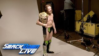 Daniel Bryan poses for his WWE Championship photoshoot: SmackDown Exclusive, Nov. 13, 2018