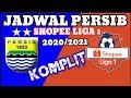 JADWAL PERSIB SHOPEE LIGA 1 2020 | JADWAL LENGKAP PERSIB SHOPEE LIGA 1 2020