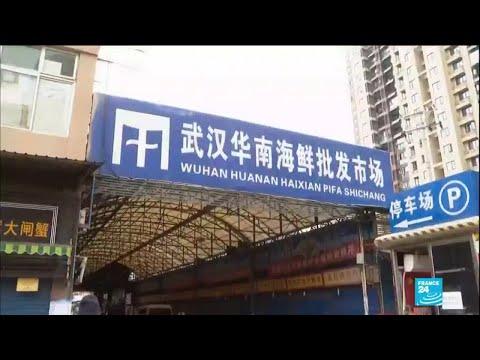 Virus en Chine: il serait transmissible entre humains