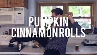 PUMPKIN CINNAMON ROLLS Thumbnail