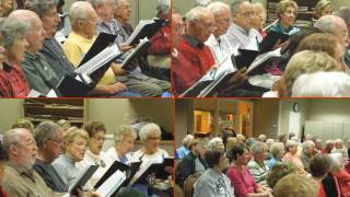 Sun City Singers - HOLIDAY TREASURES, Dec. 8, 2011 Concert Titles and pictures