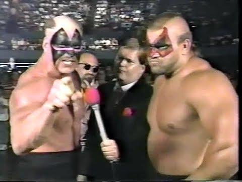 NWA World Wide Wrestling 8/12/89