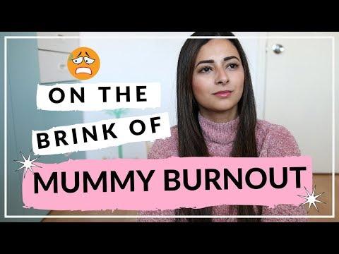 How to avoid BURNOUT as a MUM  Mindful Motherhood  Ysis Lorenna