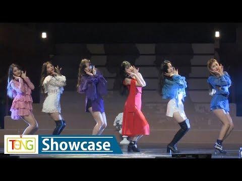 GI-DLE 여자아이들 &39;Senorita&39;세뇨리타 Showcase Stage I made 통통TV