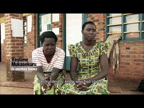 Rwanda. Reconciliation a must