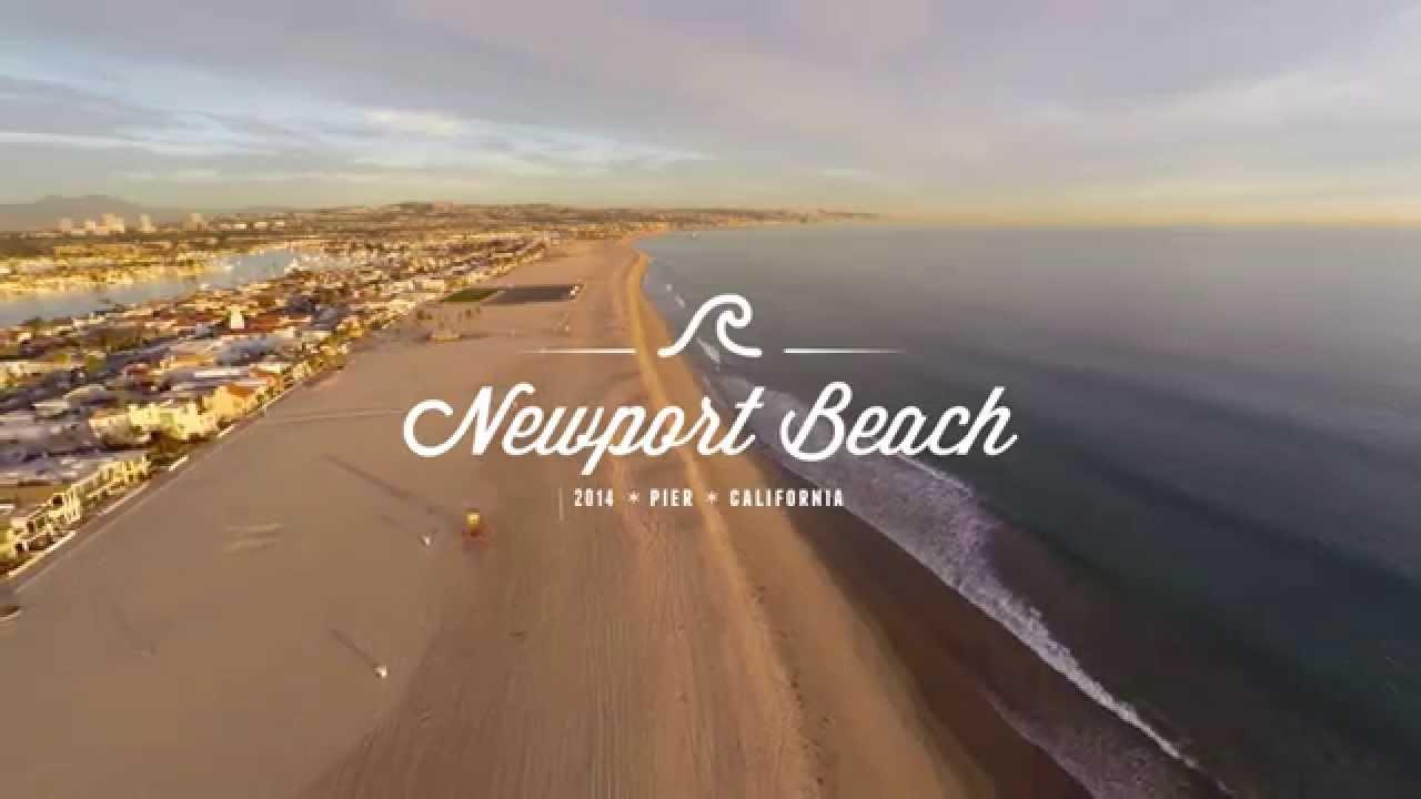 Newport Beach Pier California
