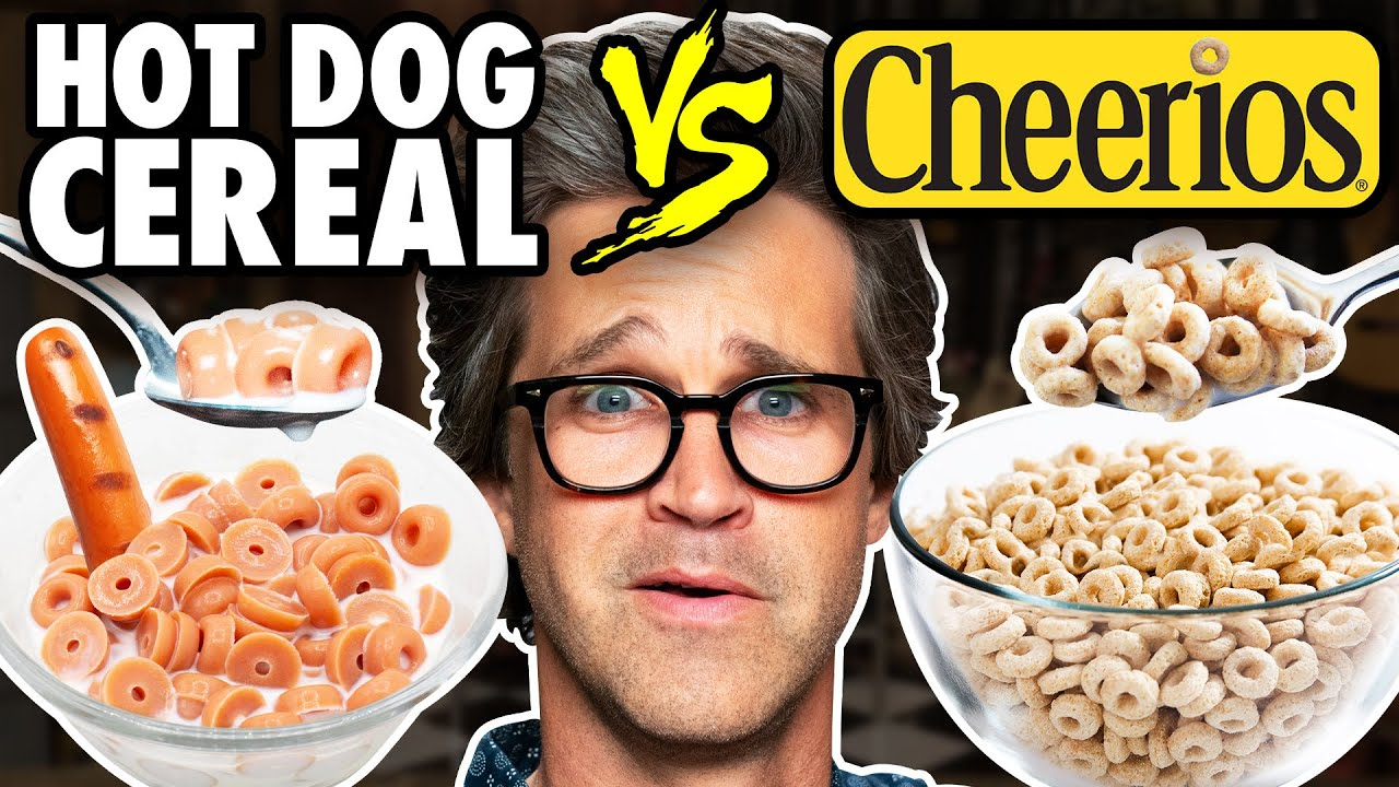 Download Are Hot Dogs Good With Everything? Taste Test