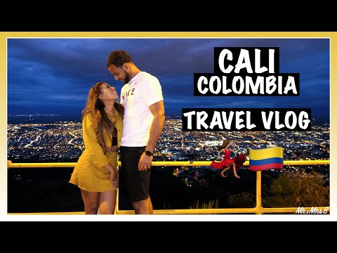 CALI, COLOMBIA Travel Vlog 2018 (Part.1)