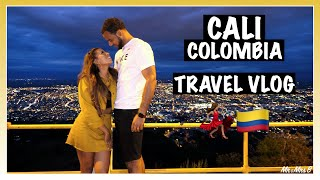 Cali, Colombia 2018 Travel Vlog (Part.1)