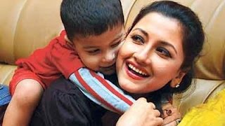 Rachana Banerjee children son Pronil-Das Rachana Banerjee Family Album