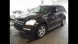 2012 Mercedes Benz GL450 For Sale Youngstown Ohio