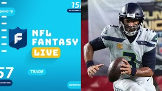Week 8 Projections & Top Flex Players | NFL Fantasy Live