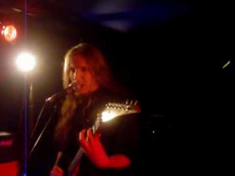 Megazetor - Colourless (live)