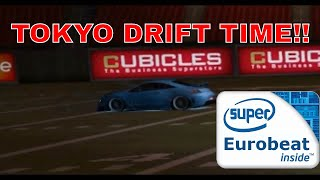 Download WHEN EUROBEAT KICKS IN WHILE TOKYO DRIFTING MP3 song and Music Video