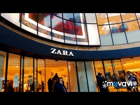 Shopping ZARA, C&A. ШОПИНГ ZARA, C&A