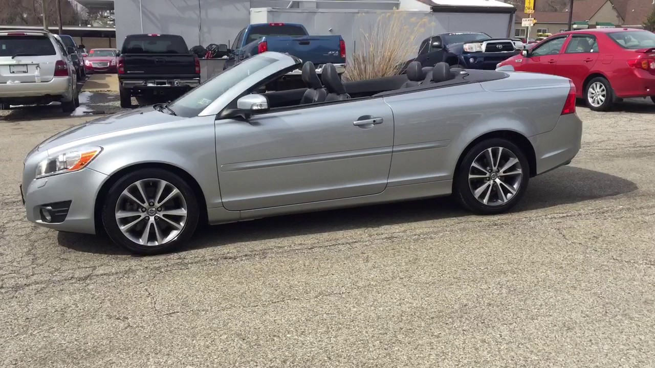 2011 volvo c70 hardtop convertible for sale youtube 2011 volvo c70 hardtop convertible for sale sciox Image collections