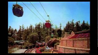 Disneyland • Skyway, Viewliner, Motor Boat Cruise - safety & ticket spiels (Jack Wagner)