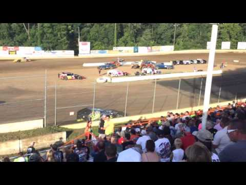 Highland Speedway 07 09 16 Ricks Qualifing