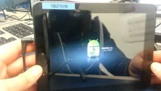 Odys Titan Weltbild / Hugendubel Tablett PC 4 (1622) Werkszustand Hard Reset -